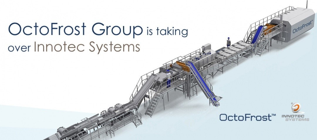 OCTOFROST GROUP HAS ACQUIRED INNOTEC SYSTEMS