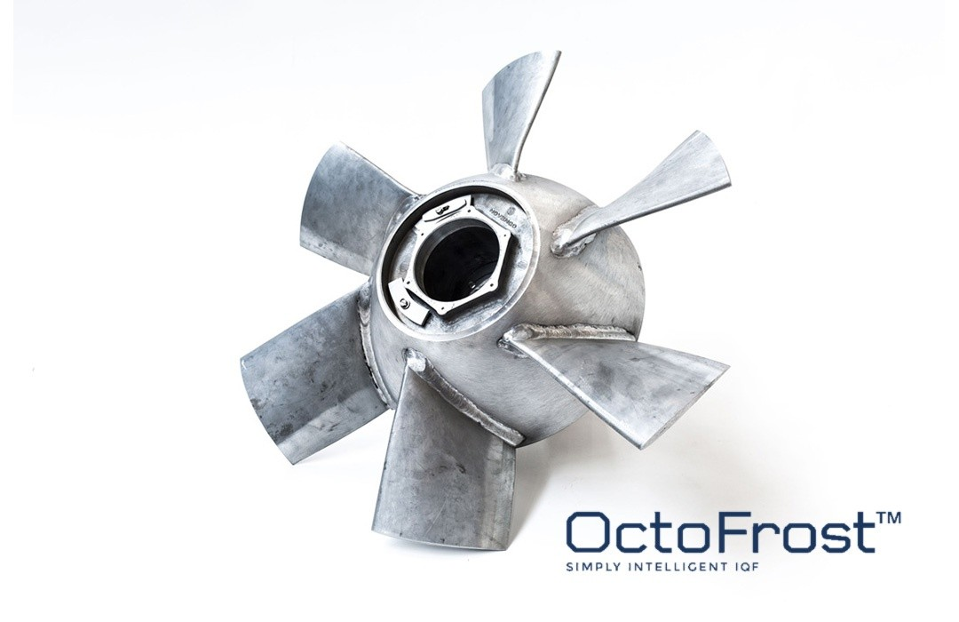 TYPES OF FANS USED IN IQF EQUIPMENT AND TECHNOLOGY
