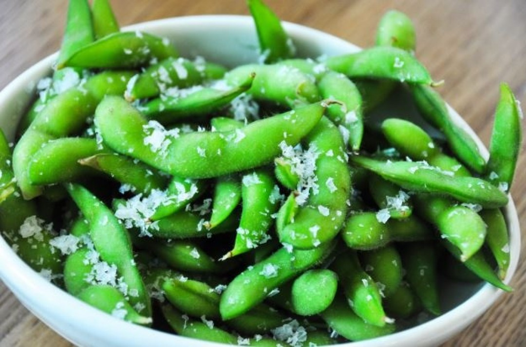 EDAMAME – THE RISING STAR OF THE ASIAN MARKET