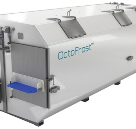 OCTOFROST IQF TECHNOLOGY SAVES YOU MONEY, HELPS GROW THE ECONOMY AND IS GOOD FOR THE ENVIRONMENT
