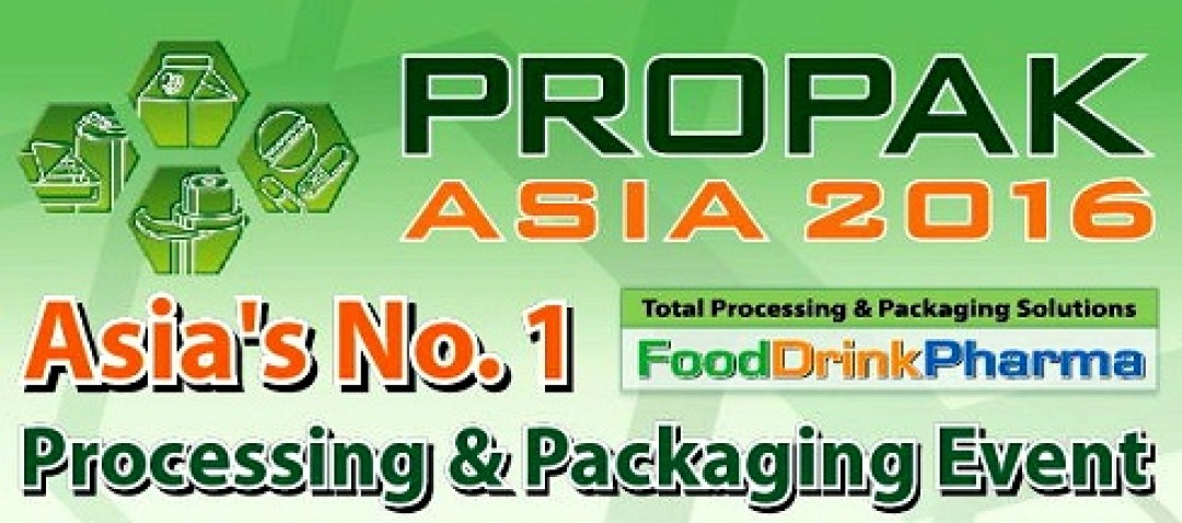OCTOFROST WILL VISIT PROPAK ASIA 2016 IN BANGKOK ON 15 TO 18 JUNE