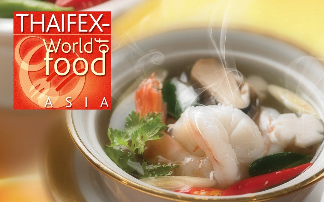 OCTOFROST WILL VISIT THAIFEX WORLD OF FOOD ASIA IN THAILAND