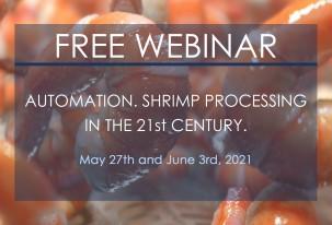 FREE Webinar on Shrimp Processing