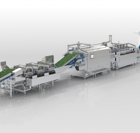 New 3D animation demonstrates OctoFrost vegetable processing in detail
